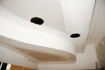Curved Ceiling Project for 3rd year students