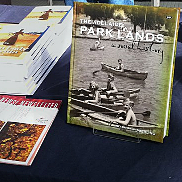 The Adelaide Parklands (A social history) by Patricia Summerling
