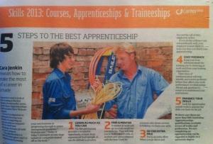 ApprenticeArticleSat19thJan